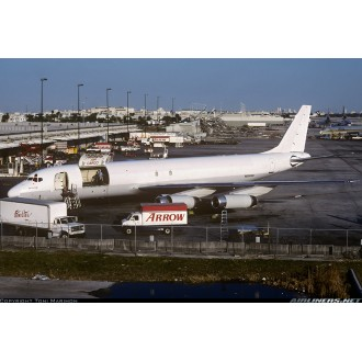 McDonnell Douglas DC-8 62F
