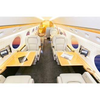 Gulfstream G400