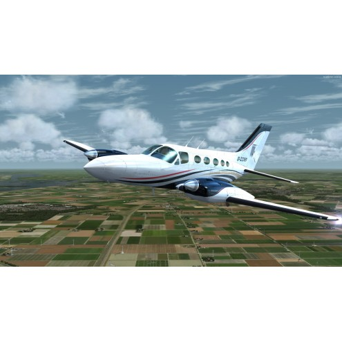 Cessna 421 Golden Eagle