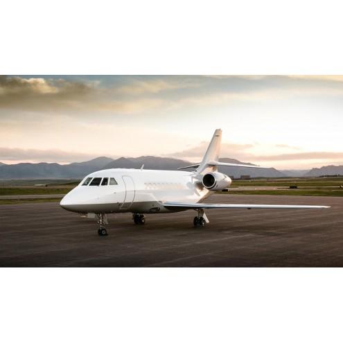Dassault Falcon 2000 EX