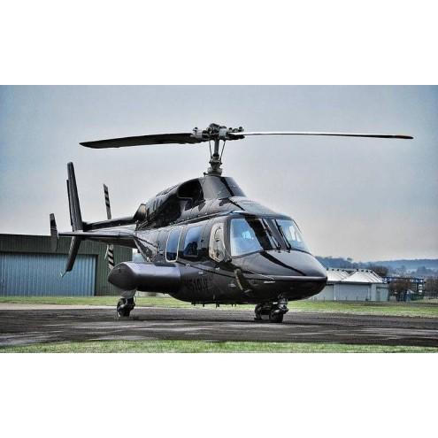 Аренда вертолета Bell 222 с пилотом