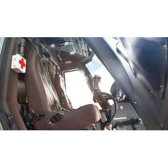 Аренда вертолета Ансат с пилотом