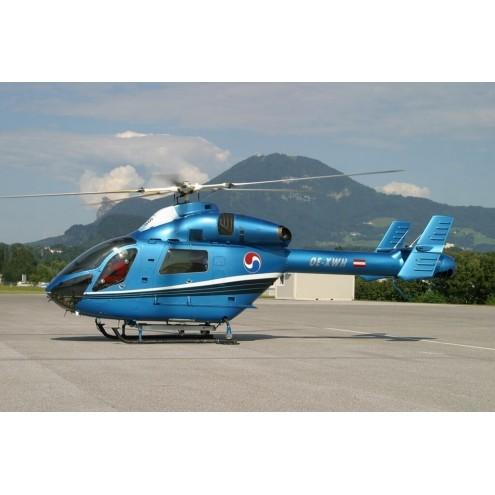 Аренда вертолета McDonnell Douglas Explorer с пилотом