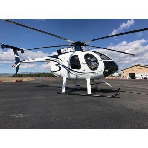 Аренда вертолета McDonnell Douglas 530F с пилотом