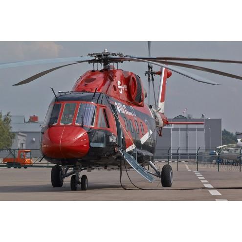 Аренда вертолета Миль МИ-38 с пилотом