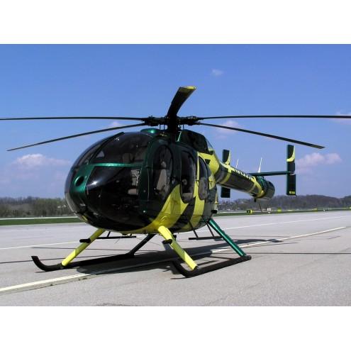 Аренда вертолета McDonnell Douglas MD 600N с пилотом