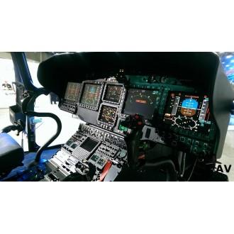 Аренда вертолета Eurocopter H215 с пилотом