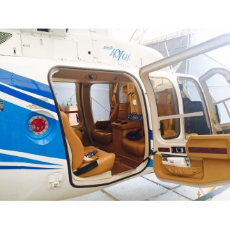 Аренда вертолета Bell 407GX с пилотом