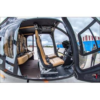 Аренда вертолета Bell 505 с пилотом