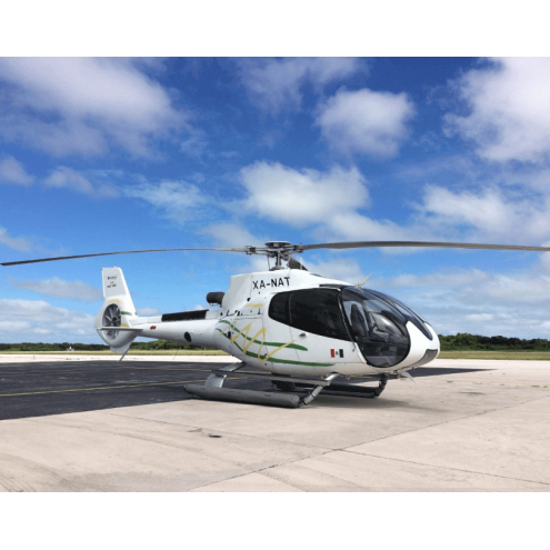 Аренда вертолета Eurocopter H135 P2E с пилотом