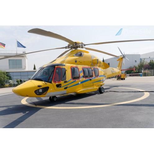 Аренда вертолета Eurocopter H175 с пилотом
