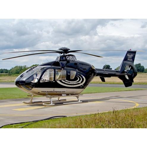 Аренда вертолета Eurocopter EC 135 T2 с пилотом