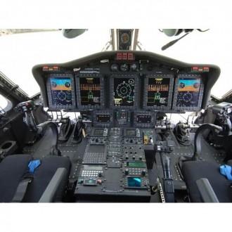 Аренда вертолета Sikorsky S-92 с пилотом