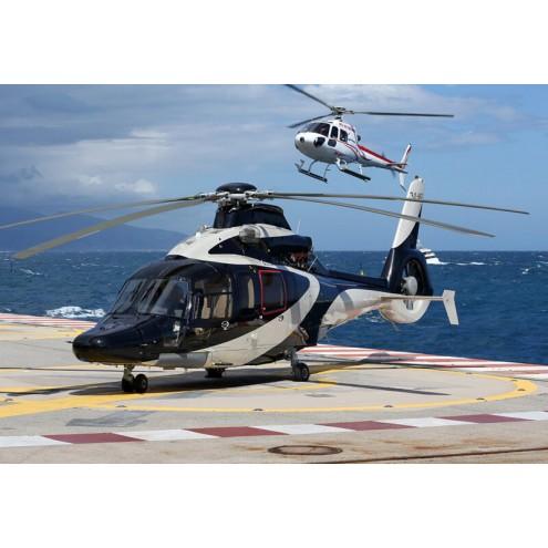 Аренда вертолета Eurocopter EC155 с пилотом