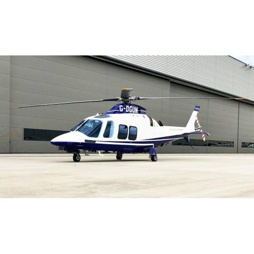 Аренда вертолета Agusta Westland GrandNew с пилотом