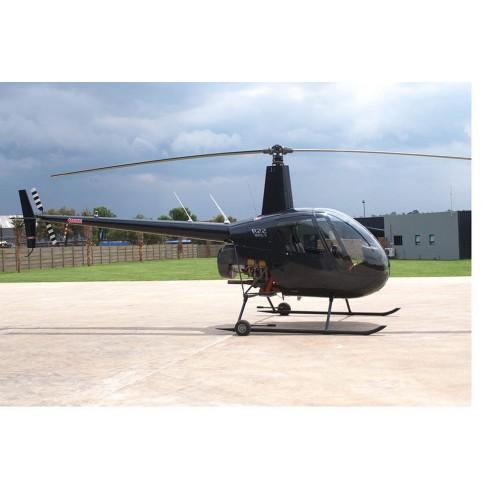 Аренда вертолета Robinson R22 с пилотом