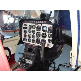 Аренда вертолета Bell 206B Jet Ranger с пилотом