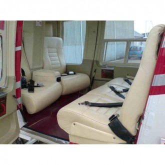 Аренда вертолета Bell 206L Long Ranger с пилотом