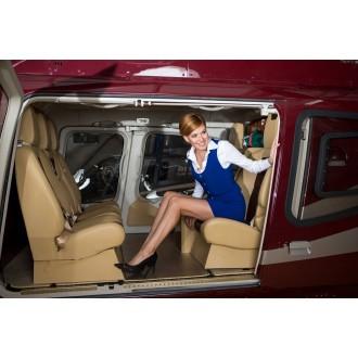 Аренда вертолета Bell 429 с пилотом