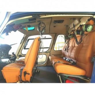 Аренда вертолета Eurocopter AS 355 ECUREUIL II с пилотом