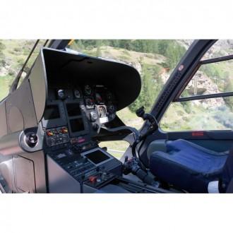 Аренда вертолета Eurocopter EC 135 с пилотом