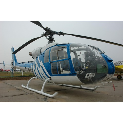 Аренда вертолета Eurocopter AS 341 Gazelle с пилотом