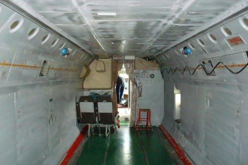 транспортный самолет Антонов Ан 74