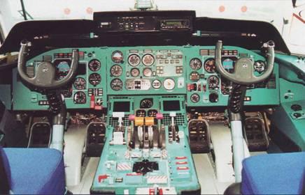 грузовой самолет Антонов Ан 74