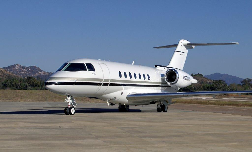 аренда Beechcraft Hawker 4000