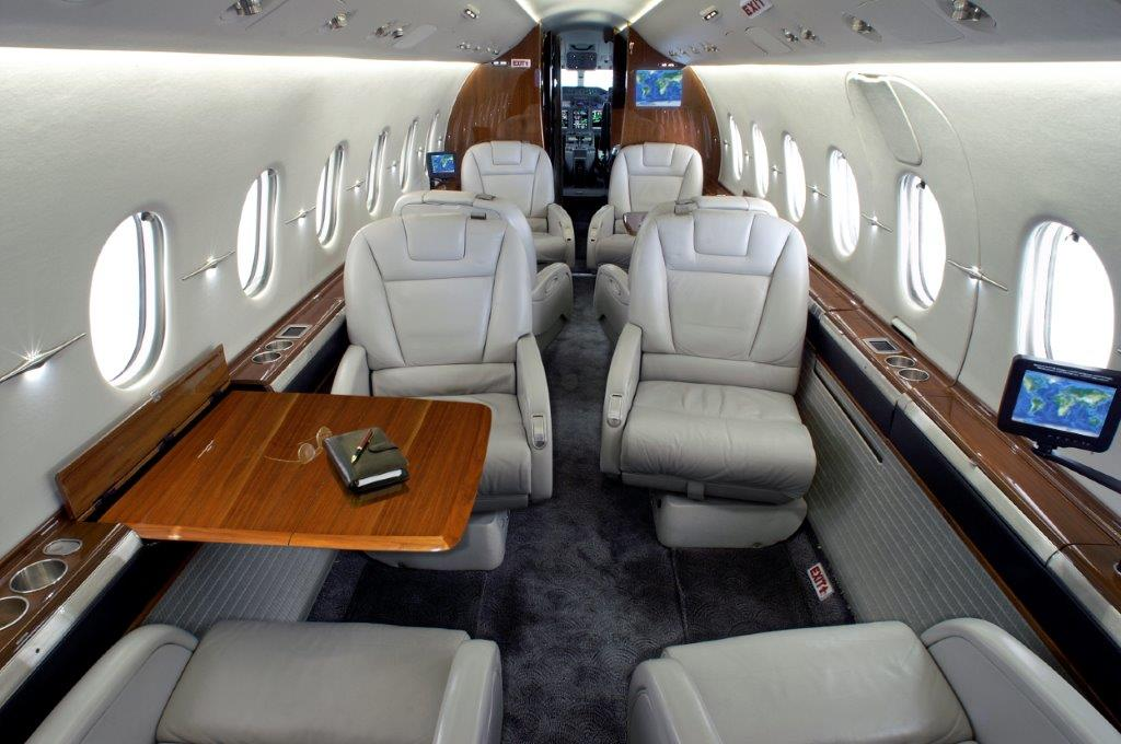 фото Beechcraft Hawker 4000