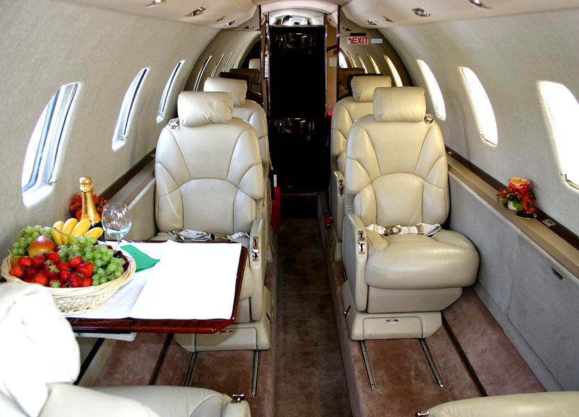 самолет Cessna Citation Excel