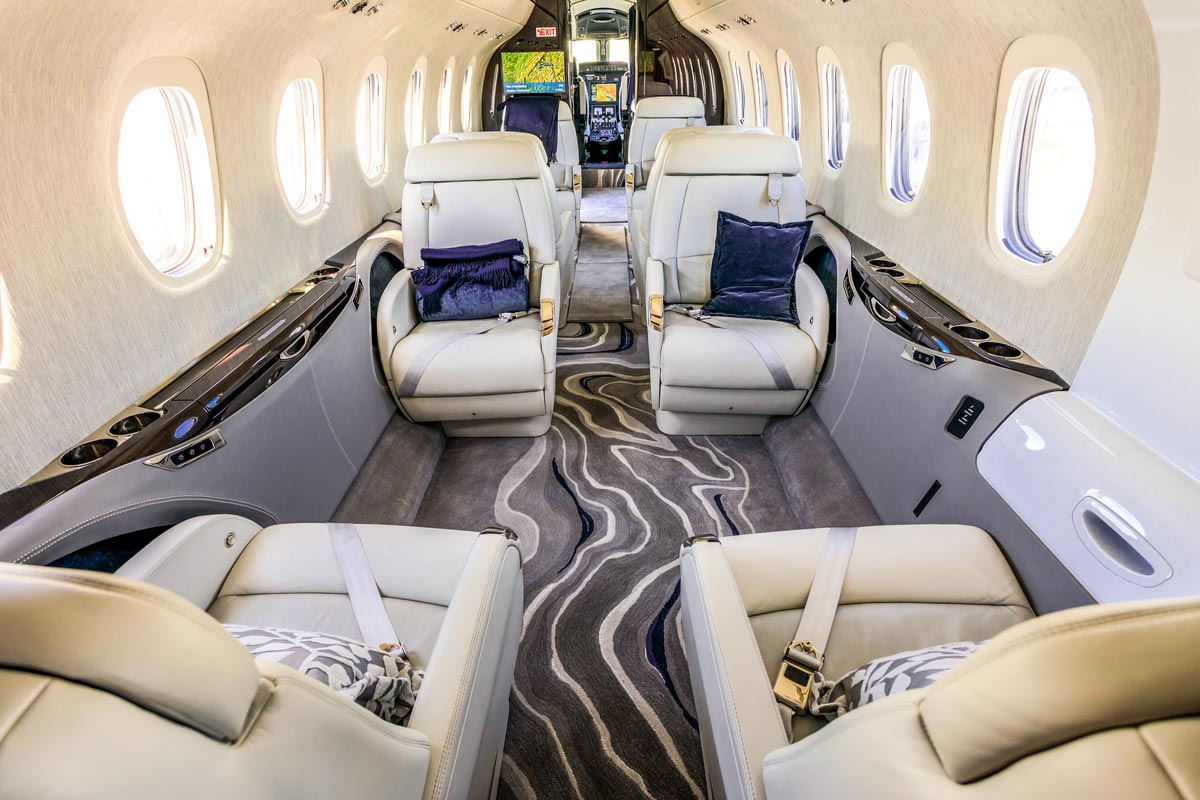 фото Cessna Citation Longitude