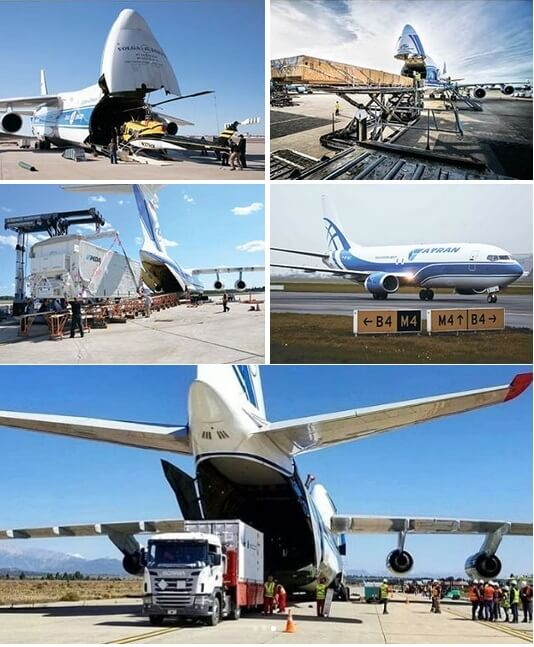 аренда грузового самолета с экипажем