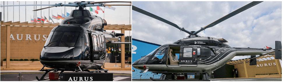 аренда бизнес вертолета