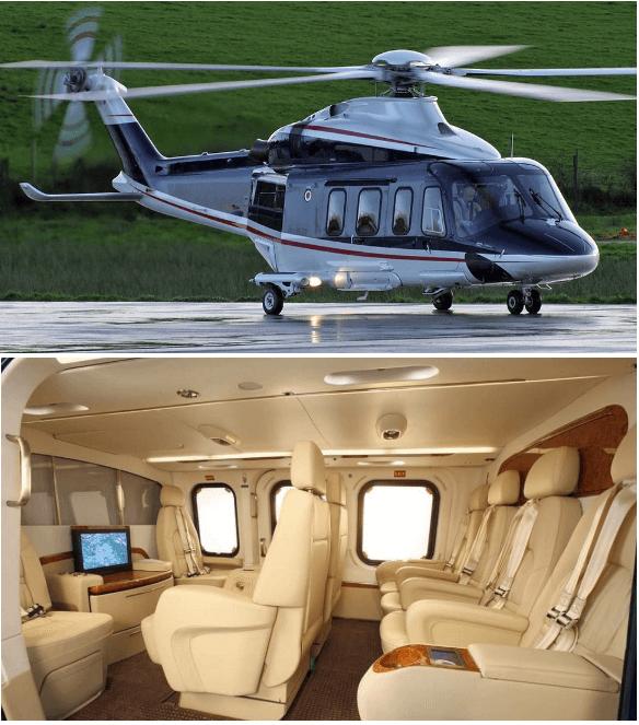 цены на аренду грузового вертолета Eurocopter