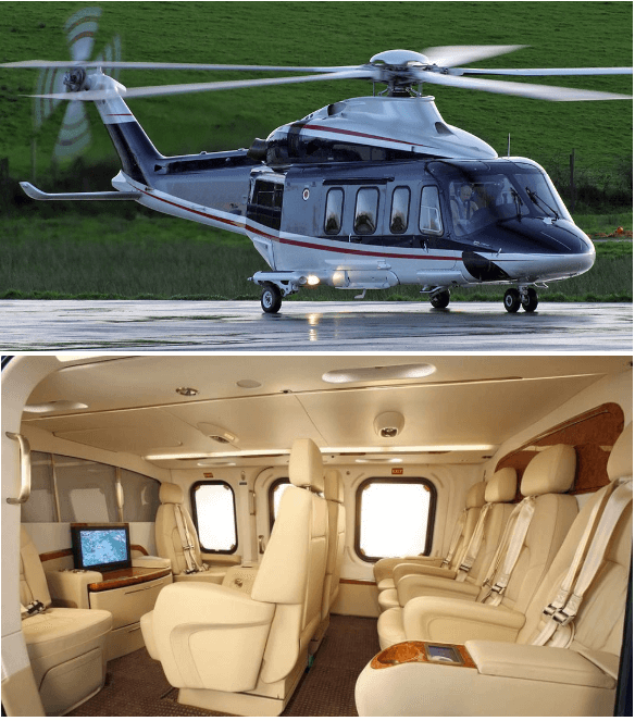цены на аренду вертолета Sikorsky