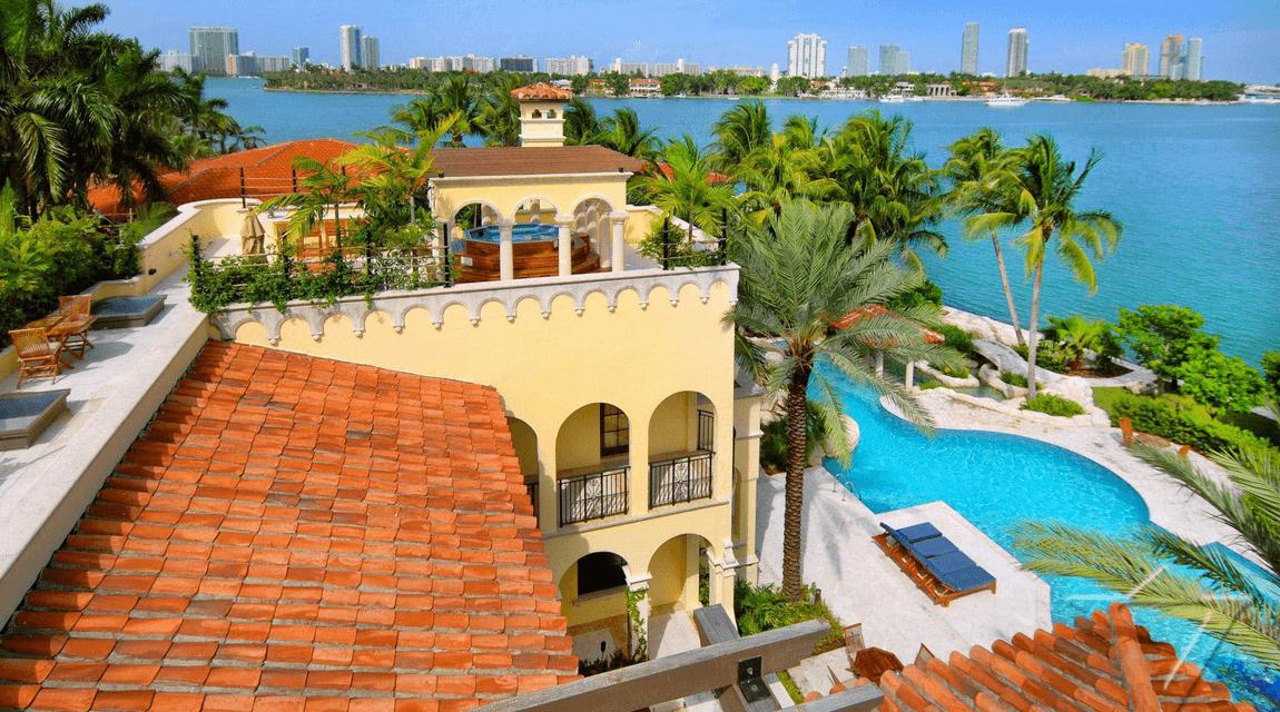 бизнес джетом в Casa contenta (Майами)