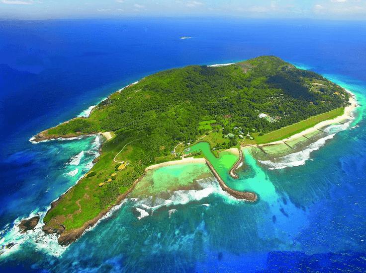 Fregate island (Сейшелы)