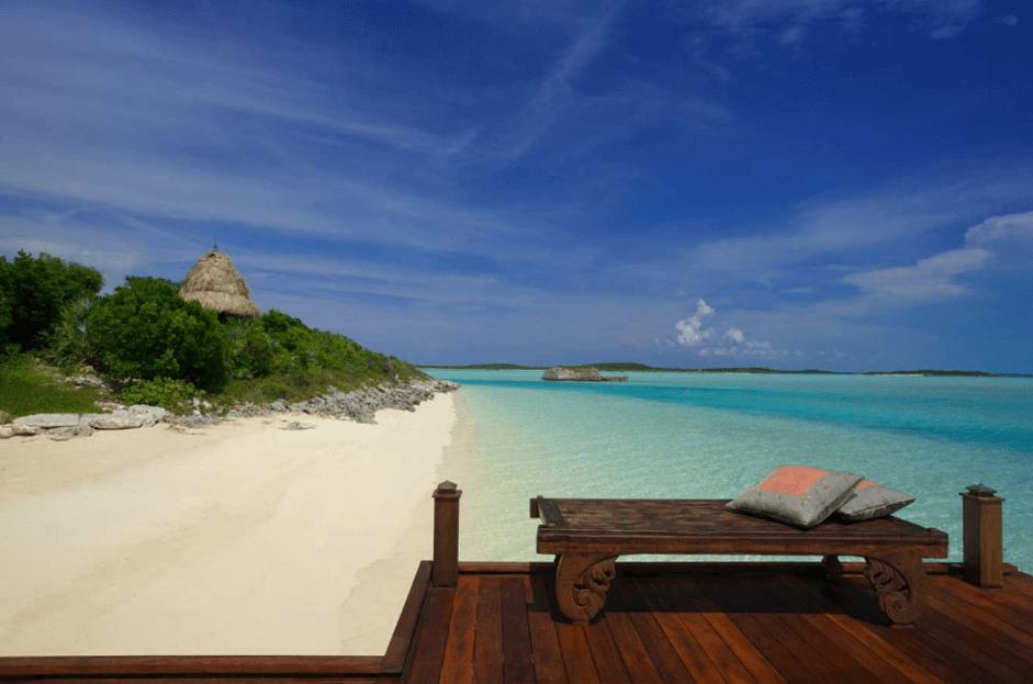 бизнес джетом на Багамские острова