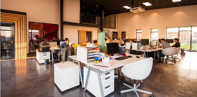 фото офиса в Лондоне