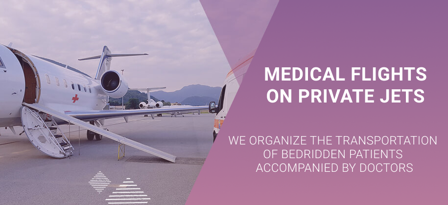 medical private jets