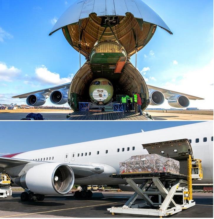 грузовые самолеты