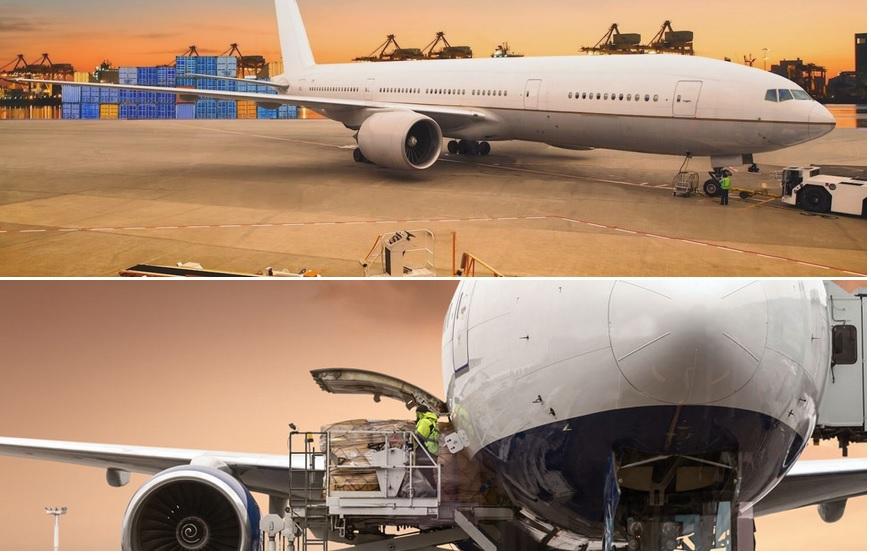 авиаперевозка грузов частным самолетом