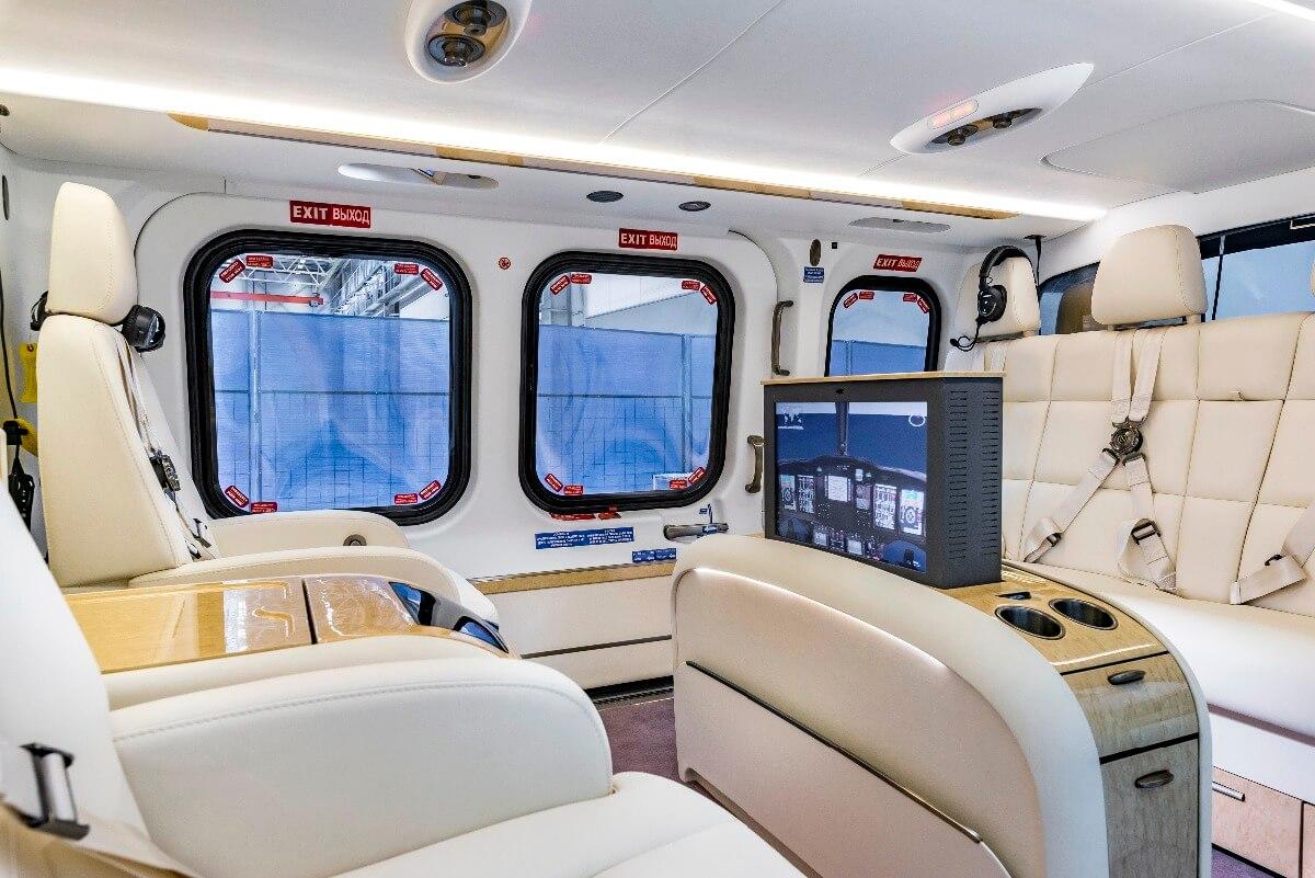 частный вертолет Agusta Westland 139