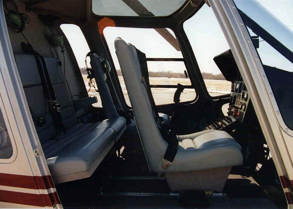 частный вертолет Enstrom 480