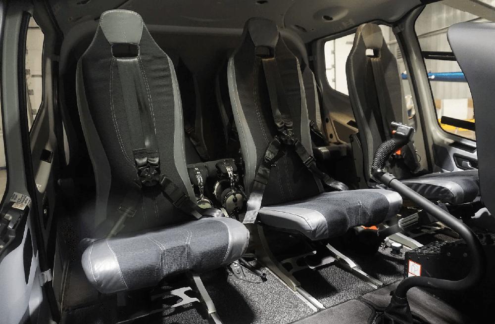 частный вертолет Eurocopter H130