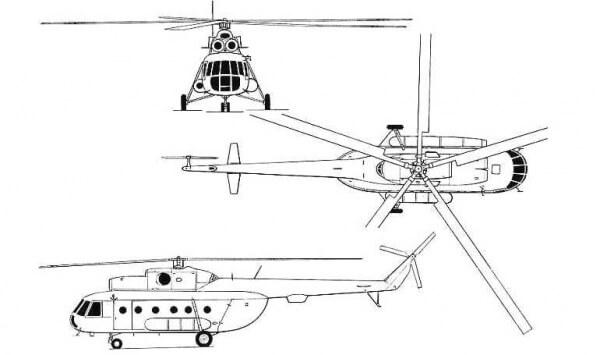 частный вертолет МИ-171А2