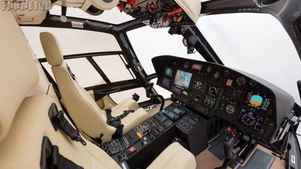 частный вертолет Eurocopter AS332 L1E