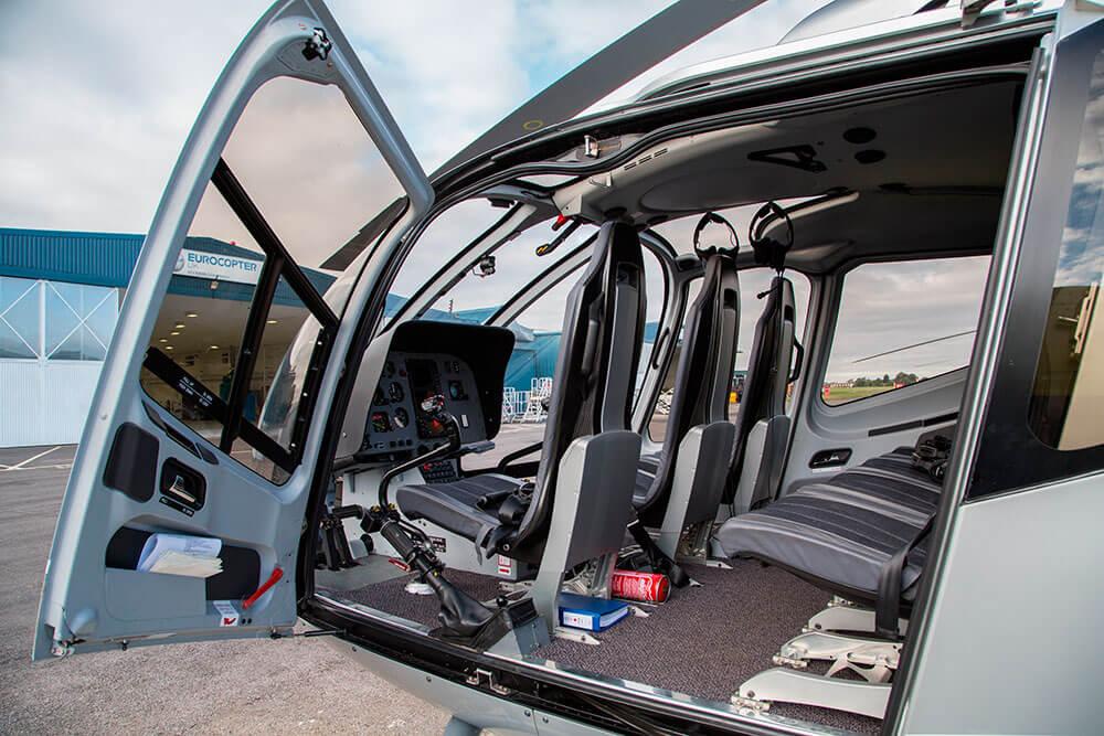 частный вертолет Eurocopter H135 P2E