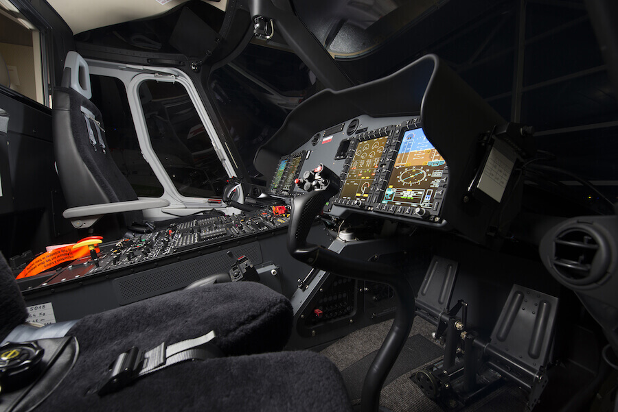 частный вертолет Eurocopter H175